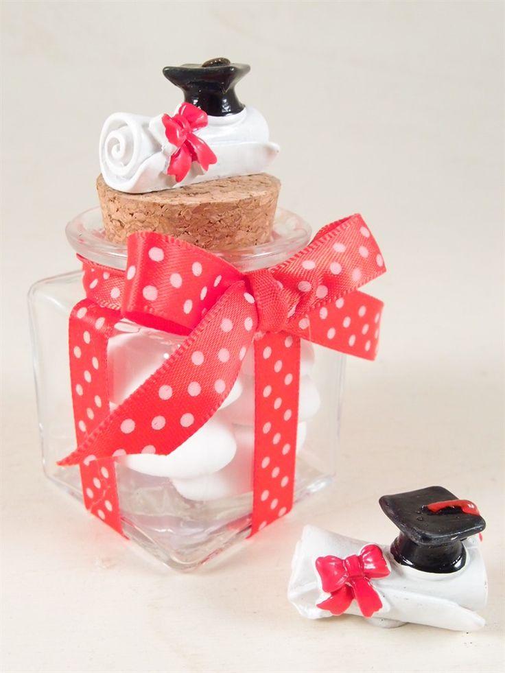 Mille idee per bomboniere faidate laurea. Accessori e confetti per creazioni homemade