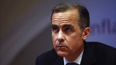 Mark Carney adjusts Bank interest rate policy