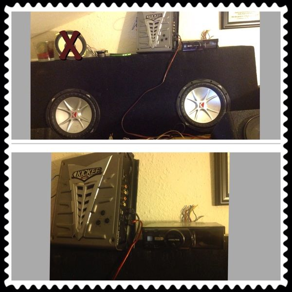For Sale: kicker Car Audio System for $650