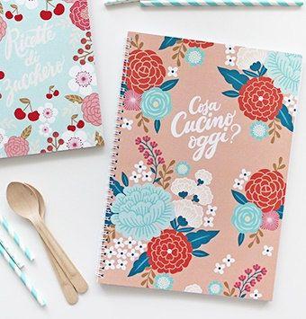 Un preferito personale dal mio negozio Etsy https://www.etsy.com/listing/252373541/kitchen-recipes-journal-notebook-diary