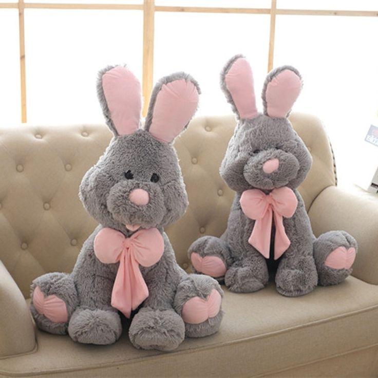 33.10$  Watch here - http://alio7q.worldwells.pw/go.php?t=32700292766 - 2016 New Coming Hot Cute 70Cm plush long ear rabbit toys stuffed doll creative baby children kids boy girlfriend Birthday gift 33.10$