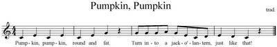 """Mixer dance for """"Pumpkin Pumpkin"""" with spoken B section complete with elbow bumps!!"""