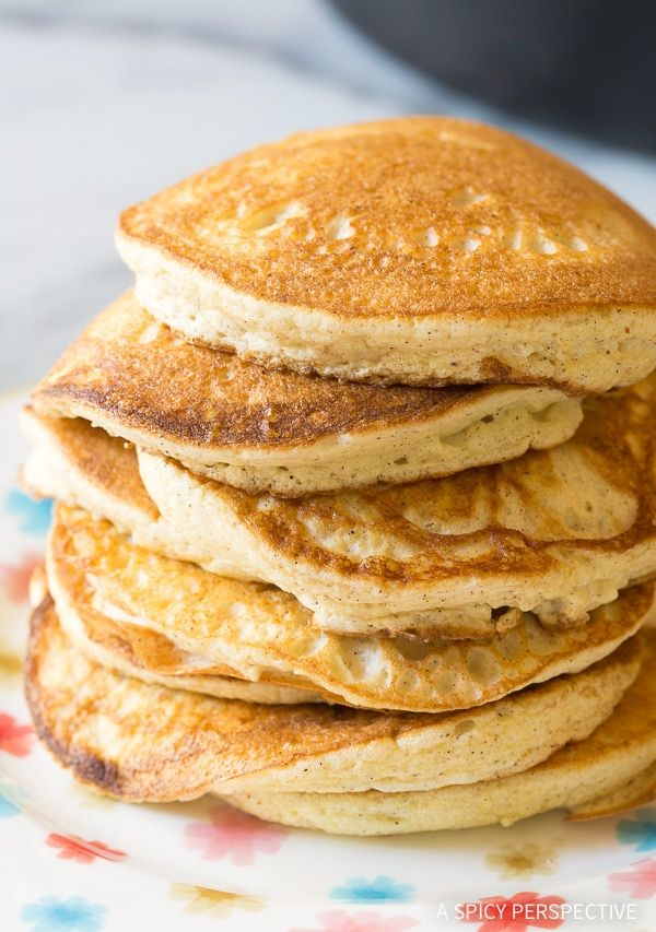 Fluffy Low Carb Cloud Bread Pancakes Ketogenic Recipe