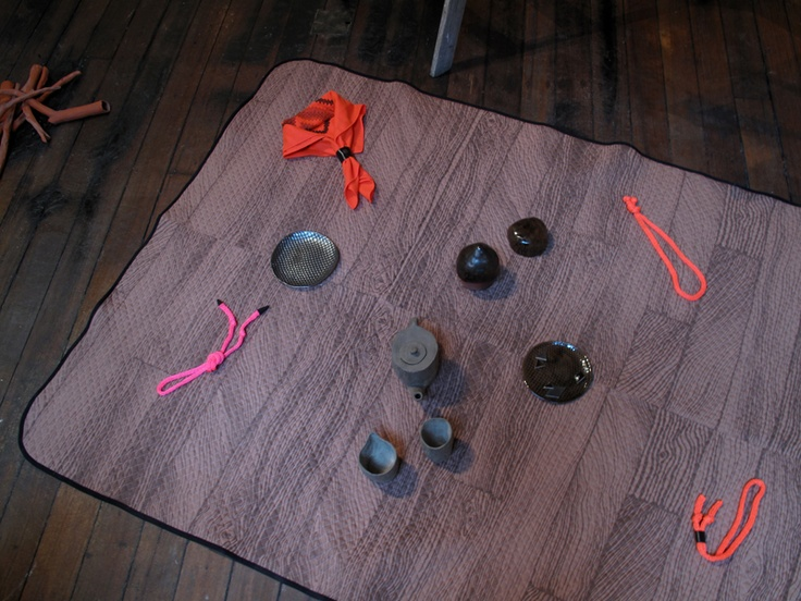 Triangle. Craft Victoria. Dell Stewart.