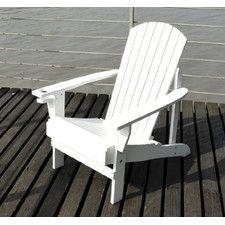 Outsunny Patio Adirondack Chair
