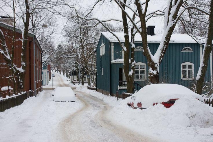 Käpylä, Helsinki, Finland