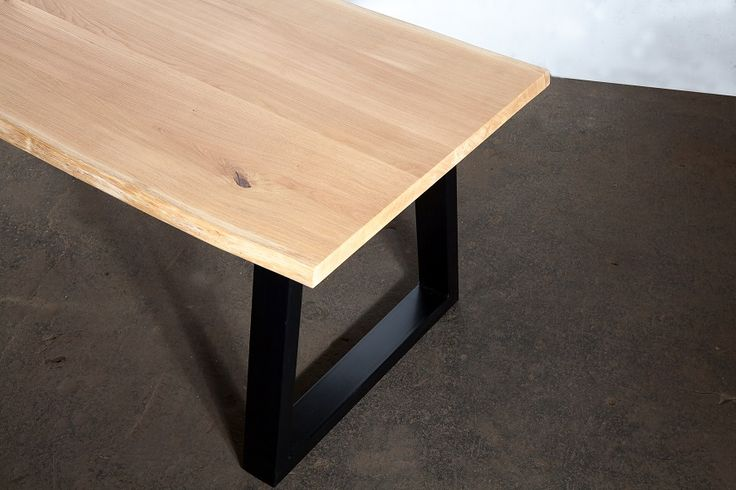 Rajka oak dining table by zebramade.com