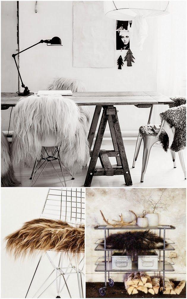 WABI SABI Scandinavia - Design, Art and DIY.: Best way to stay trendy and warm this winter!