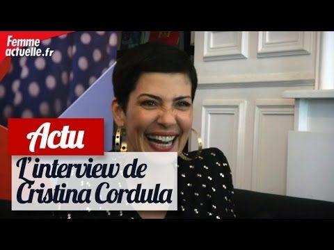 """Cousu Main (M6) : L'interview """"ma chérie"""" de Cristina Cordula"""