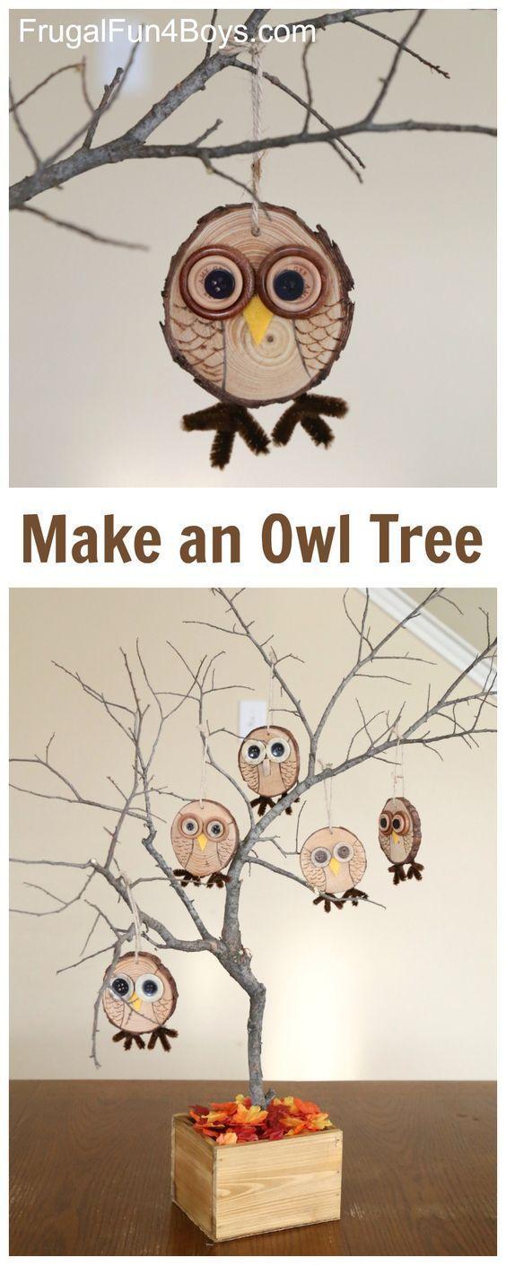 The Best DIY Kid Friendly Fun Fall Decorating & Craft Ideas - http://www.kidfriendlythingstodo.com