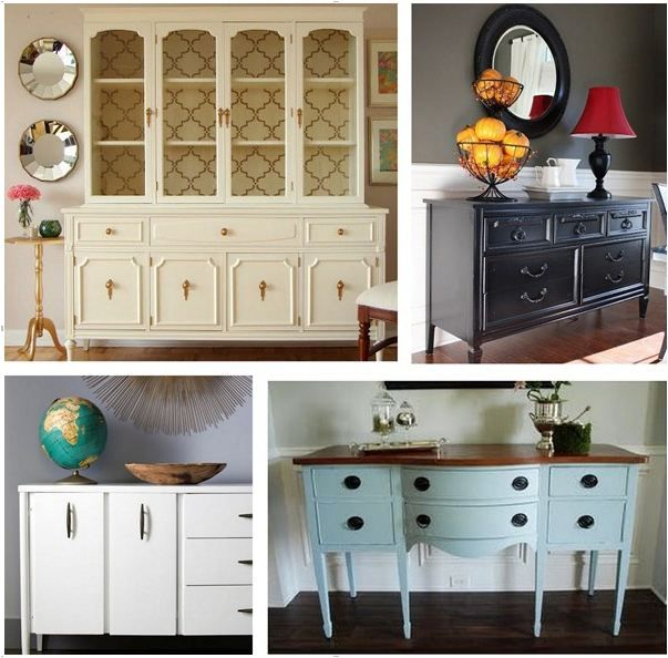 Secondhand Sprucing Dining Rooms By Iris