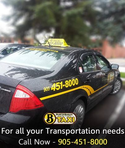 For all your taxi needs...