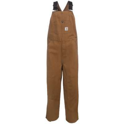 Does he want to look like Dad?  Then check out these Carhartt Boys' CM8601 duck washed bib overalls.    #Carhartt #Boys #Kids #DuckOveralls #Bibs #Overalls #CM8601 #WorkingPerson