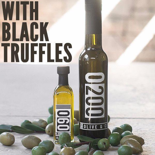 Black Truffle Oil