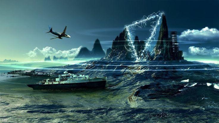 10 Mystérieuses Disparitions dans le Triangle des Bermudes