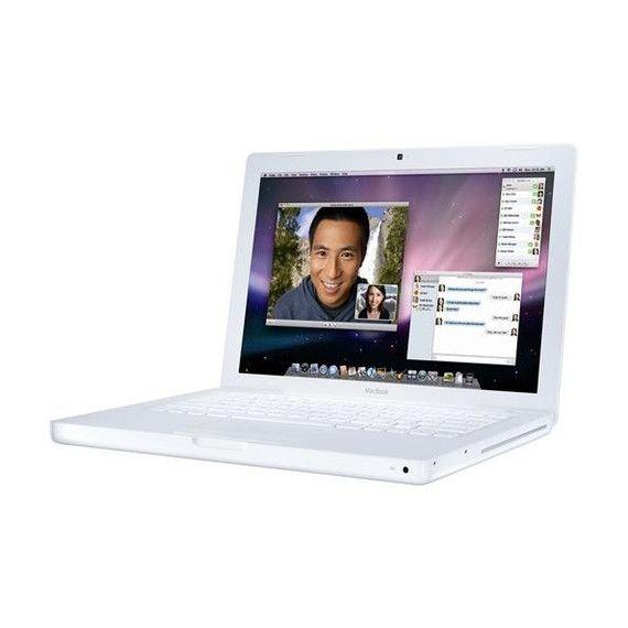 "Apple 13"" MacBook Core 2 Duo Notebook Computer (White)"