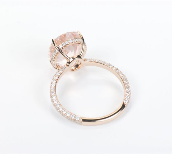 Custom ring arrives next month.. advice & comments to tide me over? - Weddingbee