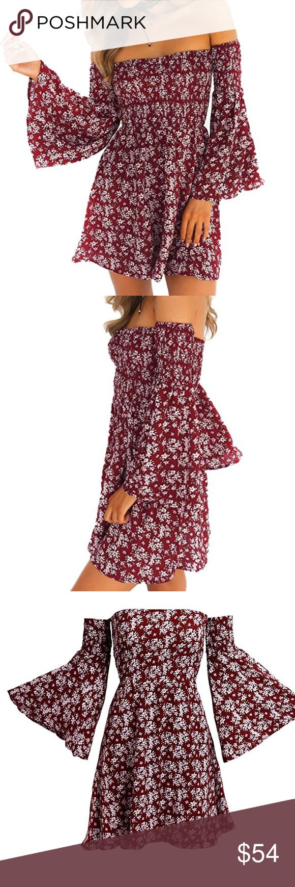 🌺Festival Dress 🌺 Free Shipping - details below! ✨Trendy, flowy, floral festival dress perfect for any outdoor event!   ✨90% Polyester, 10% Spandex - stretchy by the arms and is breathable, NOT tight and uncomfortable!   BUNDLE TO SAVE‼️ BUNDLE 2+ FOR FREE SHIPPING ‼️ drtstyle Dresses Mini