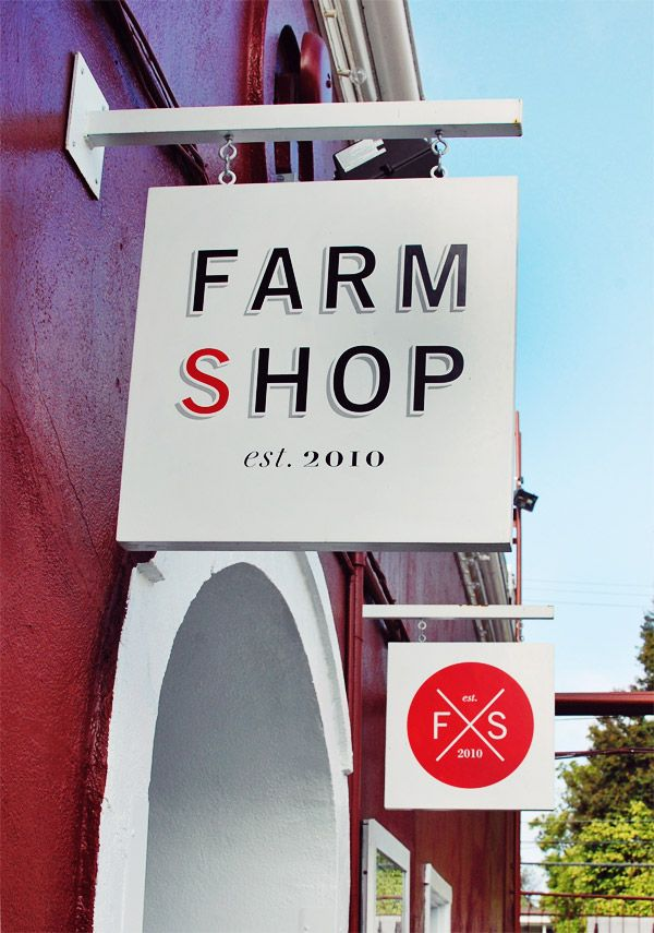 farm shop (one of my favorite places in L.A.! - def miss this place; love their design aesthetic!)