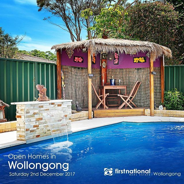 Open Homes in Wollongong | Saturday 2nd December 2017- We'd love to help you find your next home. See you tomorrow! :) #fnw #wollongong #firstnational #milliondollarlisting #beautifulhome #illawarra #fnrewollongong #propertymarket #invest #buy #sold