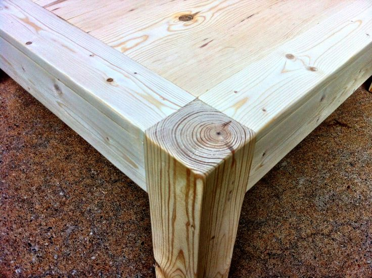 Modern Picnic Table Plans - WoodWorking Projects & Plans