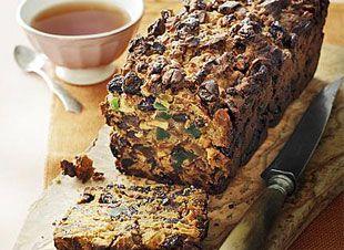 Overvolle fruitcake #recept