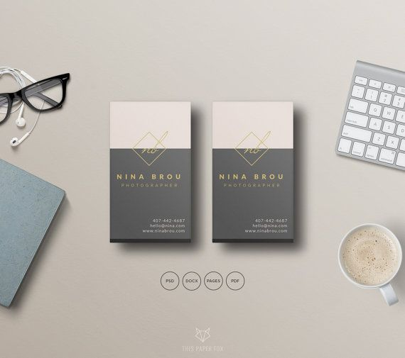64 best Business Card images on Pinterest Business cards - name card format