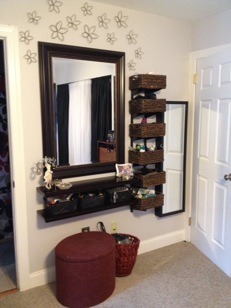 vanity ideas for bedroom cute vanity set up find this pin and more on bedroom ideas