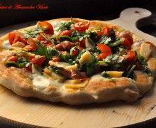 Pizza di primavera!