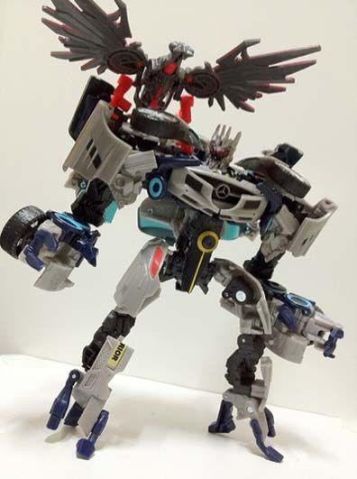 Mainan Transformers Dark of the Moon