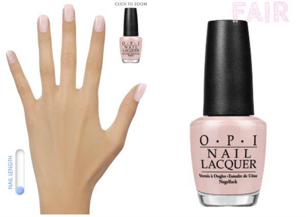 De beste nude nagellak voor jouw huidskleur - Girlscene