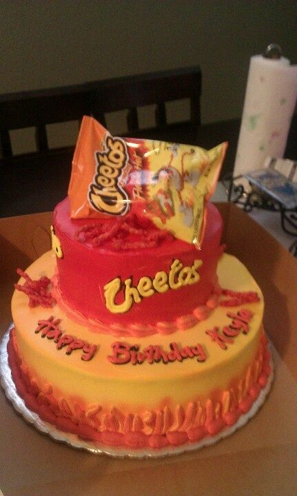 If You Love Cheetos You Will Love This! (10 Photos)
