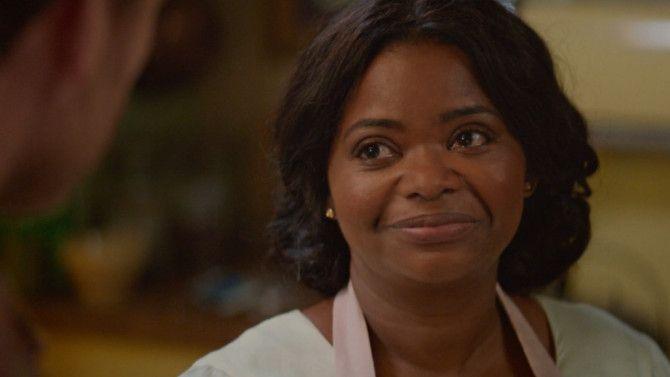 Oscar Winner Octavia Spencer Says Her Latest Movie, 'The Shack' Is 'Healing'
