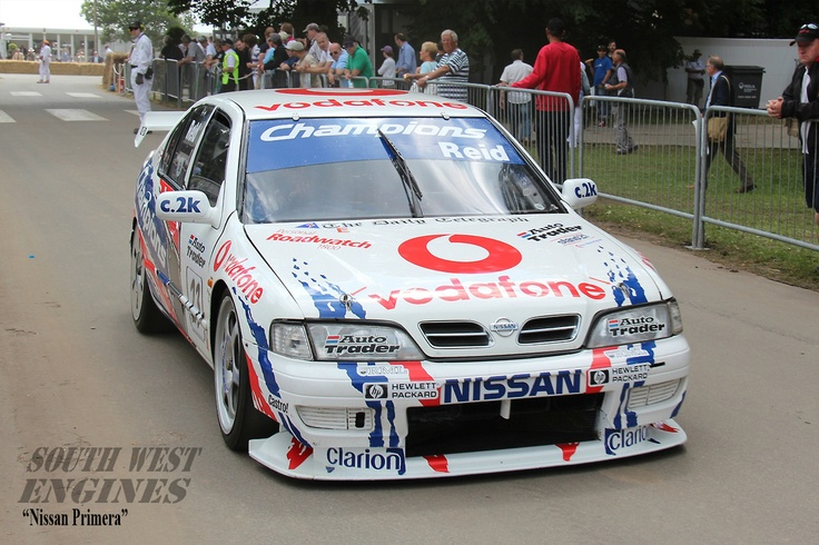 #SWengines The Nissan Primera was a large family car produced by the Japanese automaker Nissan for the Japanese domestic and European markets.