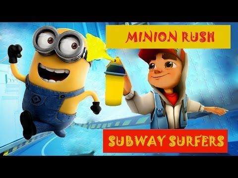 ▶ Best Android Runners №2: Subway Surfers, Гадкий Я(Minion Rush) - review and compare - YouTube