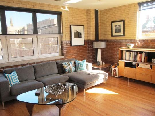 amazing loft space in chicago!