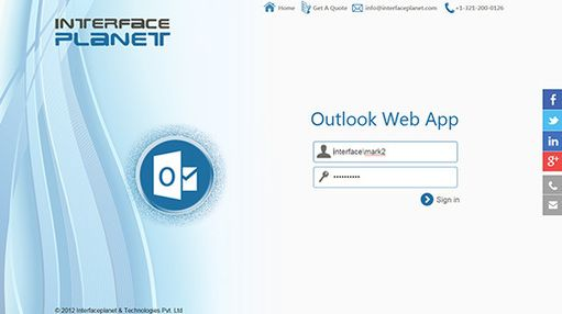 Best themes for Outlook Web App Customization, Visit the website for custom live demos.