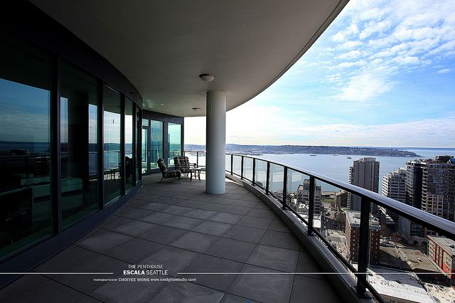 The Penthouse Escala Seattle Penthouses Seattle And
