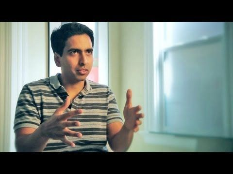 """Salman Khan on Liberating the Classroom for Creativity (Big Thinkers Series) The founder of Khan Academy, a free educational video library that features over two thousand titles and an interactive dashboard for formative assessment, discusses how his videos can help create a """"flipped classroom"""" that allows blended learning -- online lectures can happen at home and project-based learning can happen during school."""