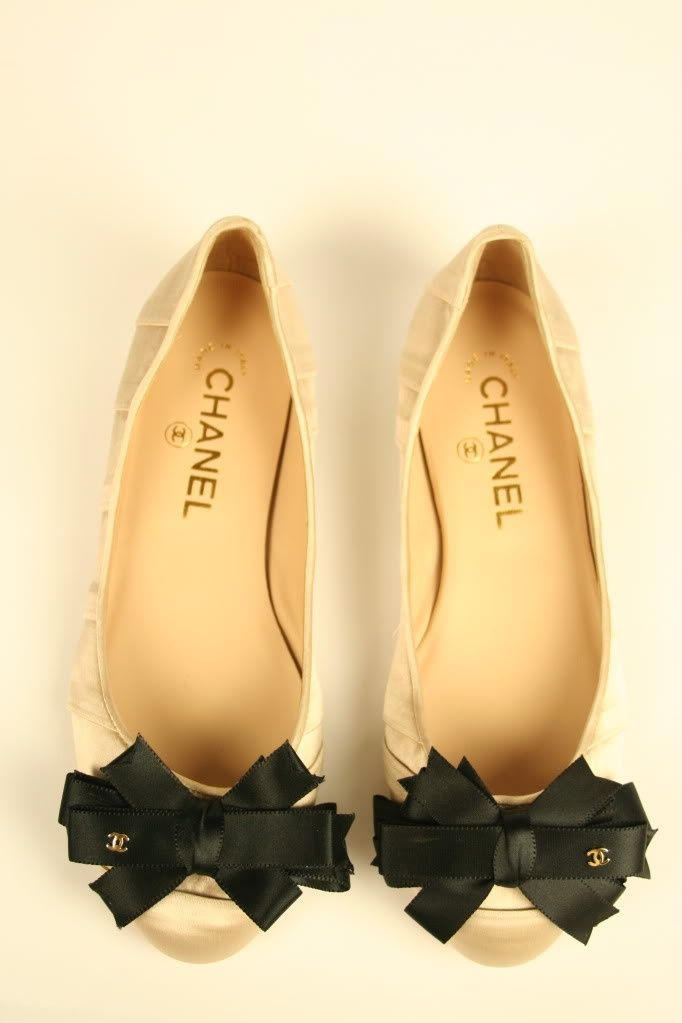 chanel shoe-No one does bows like Chanel! | Chic & Chambray