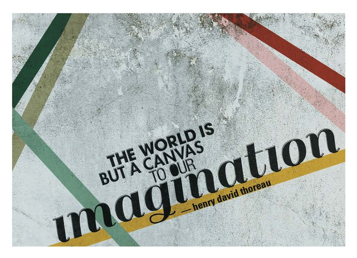 """""""The world is but a canvas to our imagination"""" Card by Ally Kayler"""