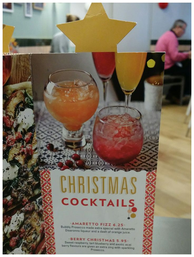 Christmas Cocktails at Ask