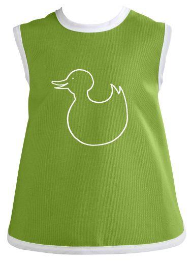 Fina förklädet/kolten kommer från Nytta Design och passar från 6 mån till 2 år. Ekologisk bomull och färgad enligt ökotex. 198 kr. Ha så kul i köket tillsammans!