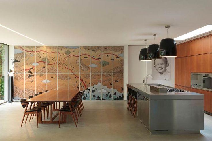 Cate Blanchett's Sydney Kitchen