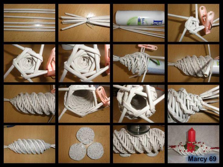 Pletení košiků
