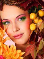 Осенний макияж - Свадебный портал Anrush