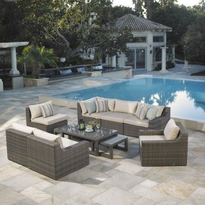 Find This Pin And More On Sectional Outdoor Patio Furniture.