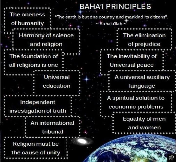 Baha'i Principles