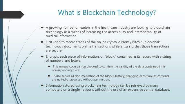 Image Result For Pictures For Ppt On Block Chain Technology Medical Information Blockchain Technology Healthcare Industry