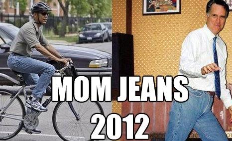 Mom Jeans. Lol.